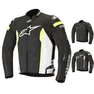 Alpinestars T-Missile Air Tech-Air Compatible Mens Street Motorcycle Jackets