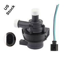 Auxiliary Cooling Water Pump For 2.0t VW Jetta Passat Golf Audi A3 Q3 Harness