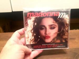 CD Single MADONNA MIX 1985 Venezuela Rare