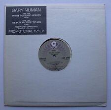 "Gary Numan ATCO DJ Only Electronic Synth Pop Disco 12"" Single 1982"
