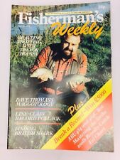 Vintage Fishermans Weekly Magazine Fishing Angling Paper June 14 1979