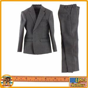 Agent Killer - Grey Dress Suit #1 - 1/6 Scale - VORTOYS Action Figures