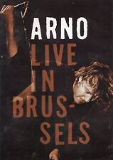 Arno : Live in Brussels (DVD)