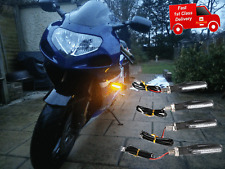 Motorcycle LED Indicators Suzuki Honda Yamaha BMW Aprilia KTM Triumph GSXR R1 R6