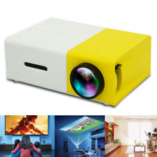 YG300 1080P Led Mini Proiettore Lumihd High Resolution Ultra Giallo 2017 Style
