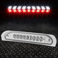 FOR 02-09 RAM TRUCKS 2-ROW CHROME LED CARGO REAR TAIL LAMP THIRD 3RD BRAKE LIGHT