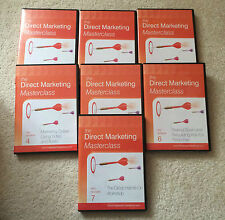 The Direct Marketing Masterclass DVD Set Alan Forrest Smith Copywriting Expert