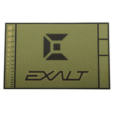 Exalt Paintball Hd Rubber Tech Mat - Army Olive