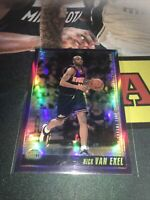 Topps Chrome Holo Base Nick Van Exel Nuggets Lakers