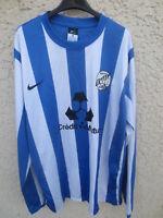 Maillot NANTES SUD 98 porté n°14 NIKE football shirt manches longues XL Dri-Fit