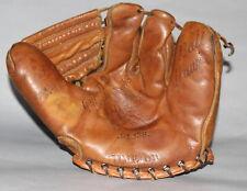 Antique Vintage 1950's Wilson model G1338 Ted Williams 3 finger baseball glove