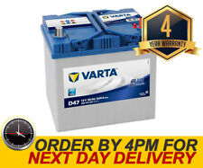 Varta D47 Blue Dynamic 005L Car Battery 560 410 054 Next Day Delivery 4 Year Wty