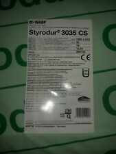 1 Pack original BASF Styrodur 3035CS 30mm 10,50m² XPS WLG035