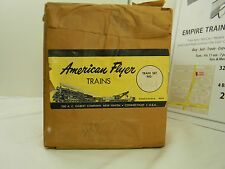 """American Flyer Factory Sealed 5301T """"The Crusader"""" set *NEVER OPENED*"""