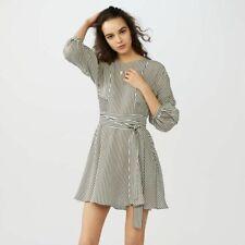 cherrie424: Maje Roxby Rayure Stripe Dress