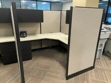 Nice Haworth 6x6 Office Cubicles Workstations