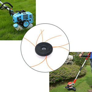 Universal 8 Line Bump Feed Pro Grass Cutters String Strimmer Head Gas Trimmer