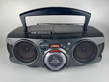 Retro SONY Boombox CFD-G70L PDW Power Drive Woofer Portable Radio + Game Xpand