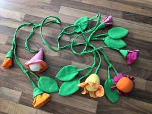 Haba Girlande Blumengirlande Kinderzimmer