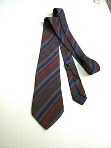 Missoni Vintage 80 Genuine Original 100% Silk Made IN