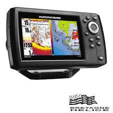 SONDEUR / GPS COULEUR HUMMINBIRD HELIX 5 G2 CHIRP 2D HD SONDE TA