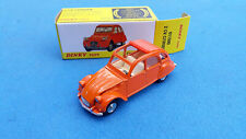 OC Dinky Toys 011500 - Citroen 2Cv 1966, Orange -Atlas