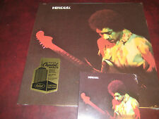 JIMI HENDRIX BAND OF GYPSYS 180 GRAM CAPITOL VAULTS LP + CAPITOL NUMBERED CD
