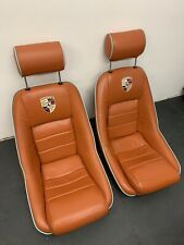 Porsche 911 Cobra Classic RS Seats Leather
