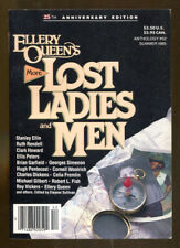 Ellery Queen's More Lost Ladies and Men-Anthology #52-1985-Woolrich, Simenon