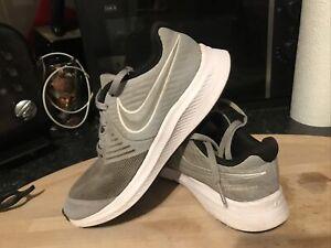Nike Star Runner 2 - Boys Trainers - Grey/White - Size UK 3 EU 35.5