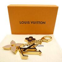 Authentic LOUIS VUITTON Bijou De Sac Fleur De Monogram Bag Charm M67119 #S212053