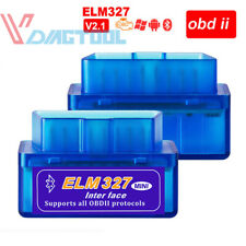 ELM327 V2.1 Mini OBD2 OBDII Car Scanner Android Torque Auto Scan Tool OBD BT