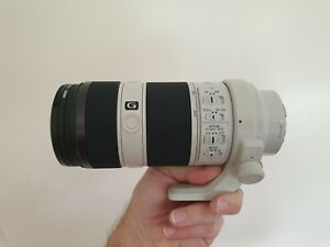 Sony FE 70-200mm F4 G OSS Full Frame Lens for A7 A7 II III A7S A7R Excellent