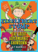 Fizzlebert Stump and the Great Supermarket Showdown, Very Good DVD, ,