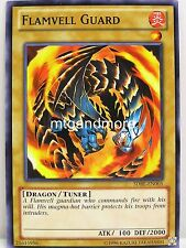Yu-Gi-Oh - 1x Flamvell Guard - SDBE - Saga of Blue Eyes White Dragon