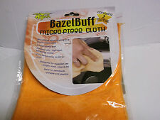 MOTRAX BAZEL MOTORCYCLE CLEANING  BUFF MICRO.FIBRE CLOTH PACK OF TWO