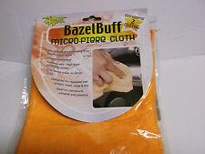 Motrax bazel moto chiffon nettoyage Buff micro.fibre Pack de deux