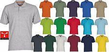 Polo Maglia T-Shirt PAYPER VENICE da Uomo a Manica Corta 100% Cotone 3 Bottoni