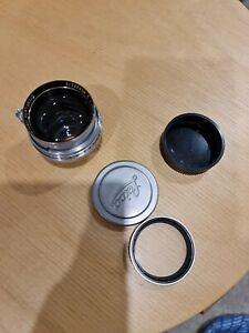 Leica Summitar 2/50mm #628316 Collapsible Lens LTM M39 Mount