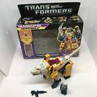 1987 Weirdwolf Complete G1 Transformers Headmaster Compleat W/ Box For Sale