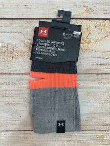 Under Armour Essentials Lo Lo Leg Warmers US Women's One Size Fits All NEW