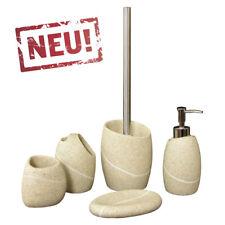 Badset céramique beige de petite Nuage badzubehör badaccessoires salle de bain Set