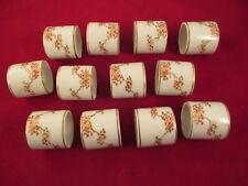 LOT of 12 FUKAGAWA ARITA Napkin Rings