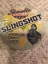 New listing Shmaltz Brewing Company Craft Beer Beverage Coasters. New Lager Bar Slingshot