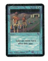 1x Alpha Time Walk HP / Damaged MTG Magic Legacy Vintage Blue Power 9 Heavy Play