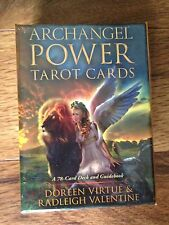 Archangel Power Tarot Cards by Doreen Virtue NEW sealed