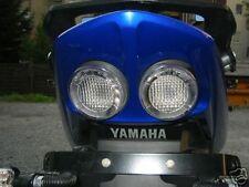 LED Rücklicht Heckleuchte weiss Yamaha FZS 1000 Fazer YZF R1 RN04 clear tail