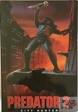 "CITY HUNTER PREDATOR Ultimate PREDATOR 2 NECA 2017 7"" INCH Action FIGURE"