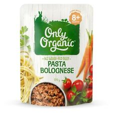 Only Organic Pasta Bolognese 8+ Months 170g