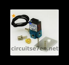 MAC Boost solenoid valve BCS 35A-AAA-DDBA-1BA with flat  Bracket